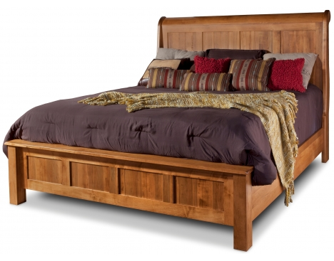 Lewiston King Sleigh Bed w/Low Footboard Image