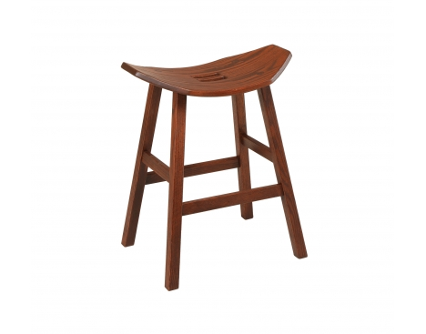 Mission 18 High Stationary Barstool Image