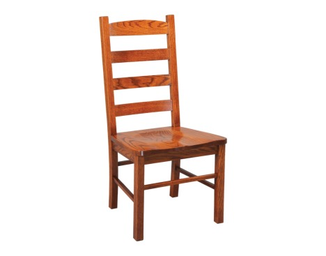 Ladder Back Side Chair Image